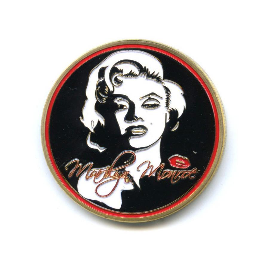 Жетон «Marilyn Monroe»