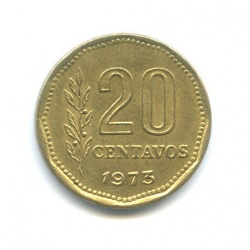 20 сентаво 1973 года (Аргентина)
