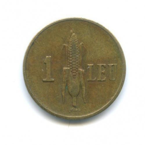 1 лей 1938 года (Румыния)
