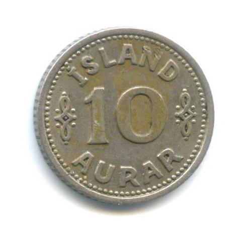 10 эйре 1940 года (Исландия)