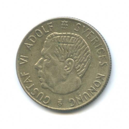 1 крона 1959 года (Швеция)