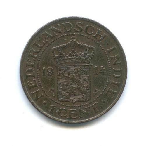 1 цент, Нидерландская Индия 1914 года