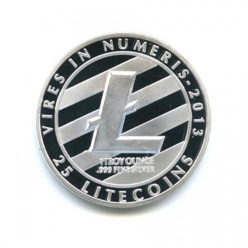 Жетон «Litecoin»