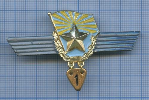 Знак «Классность ВВС»
