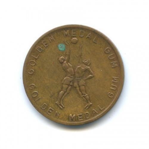 Жетон «Golden Medal GUM» (Великобритания)