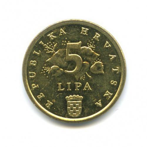 5 лип 2005 года (Хорватия)