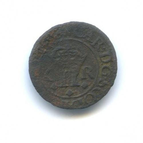 Тортер (2 пенса) - Георг II (середина XVII века, Шотландия)