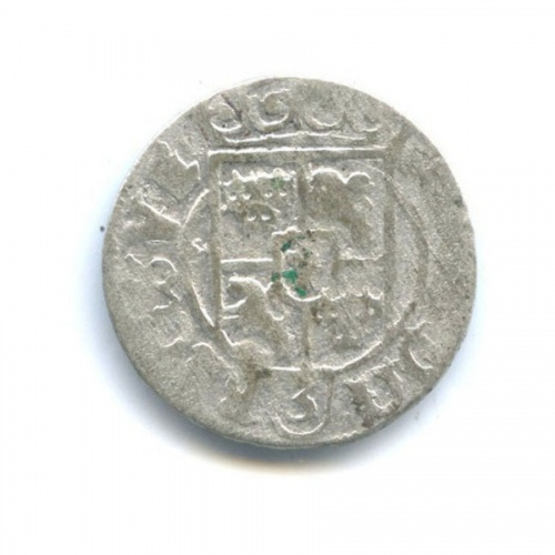 Драйпелькер (3 полугроша) - Густав Адольф 1634 года (Швеция)