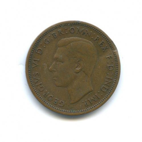 ½ пенни 1940 года (Великобритания)