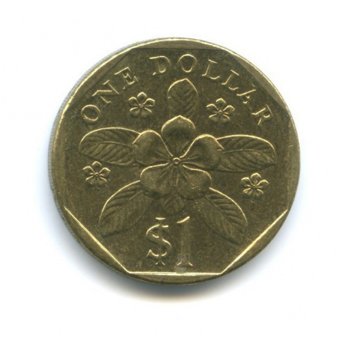 1 доллар 2011 года (Сингапур)