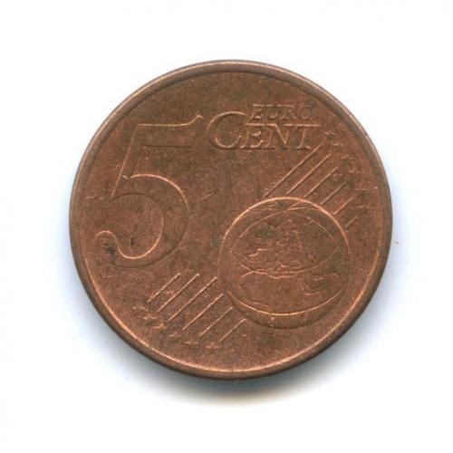 5 центов 2007 года J (Германия)