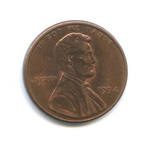 1 цент 1994 года (США)