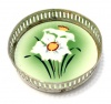Подставка (керамика, клеймо, BMF, диаметр 7,5 см) (Германия)