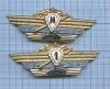 Набор нагрудных знаков «Классность» (1-й класс, «мастер») (СССР)