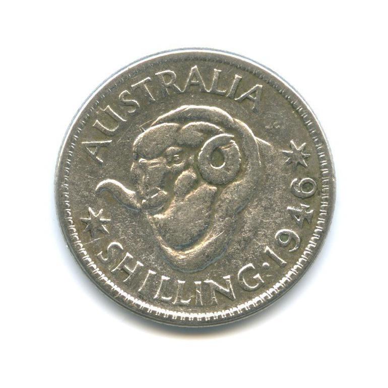 1 шиллинг 1946 года (Австралия)