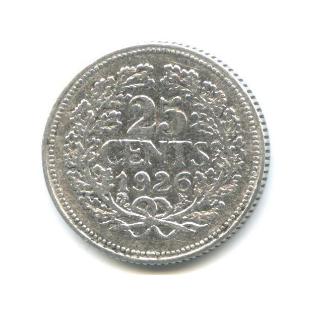 25 центов 1926 года (Нидерланды)