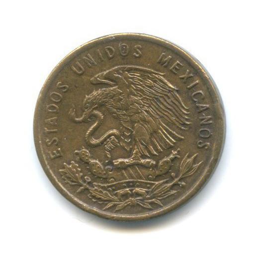 1 сентаво 1950 года (Мексика)