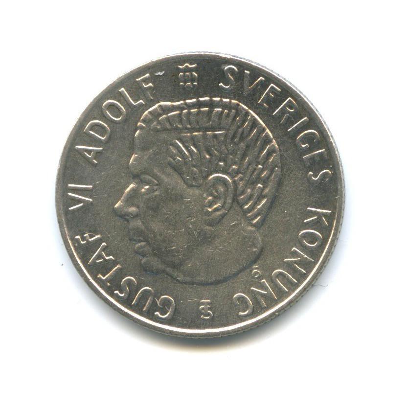 1 крона 1953 года (Швеция)