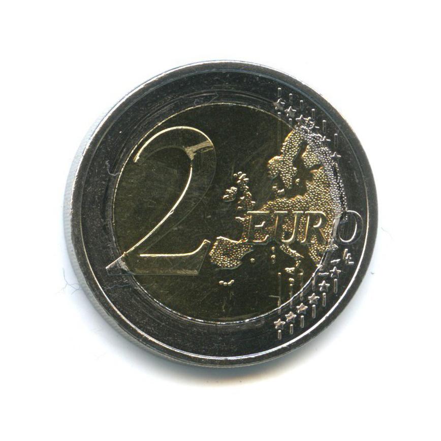2 евро - 150-летие союза Ионических островов сГрецией 2014 года (Греция)