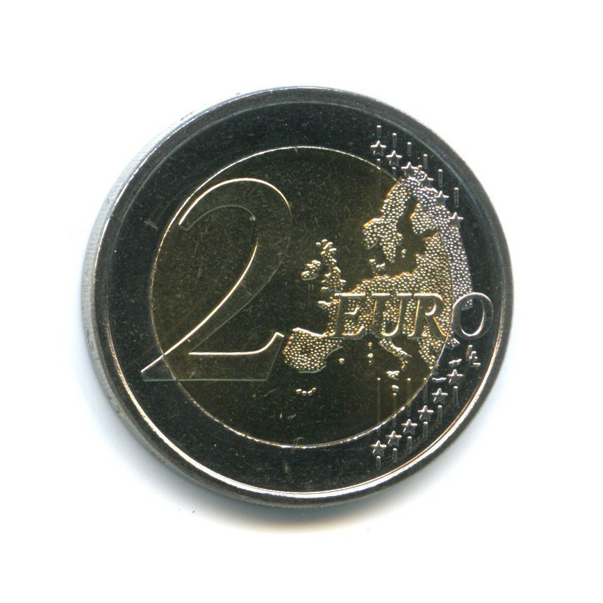 2 евро - 30 лет флагу Европы 2015 года (Финляндия)
