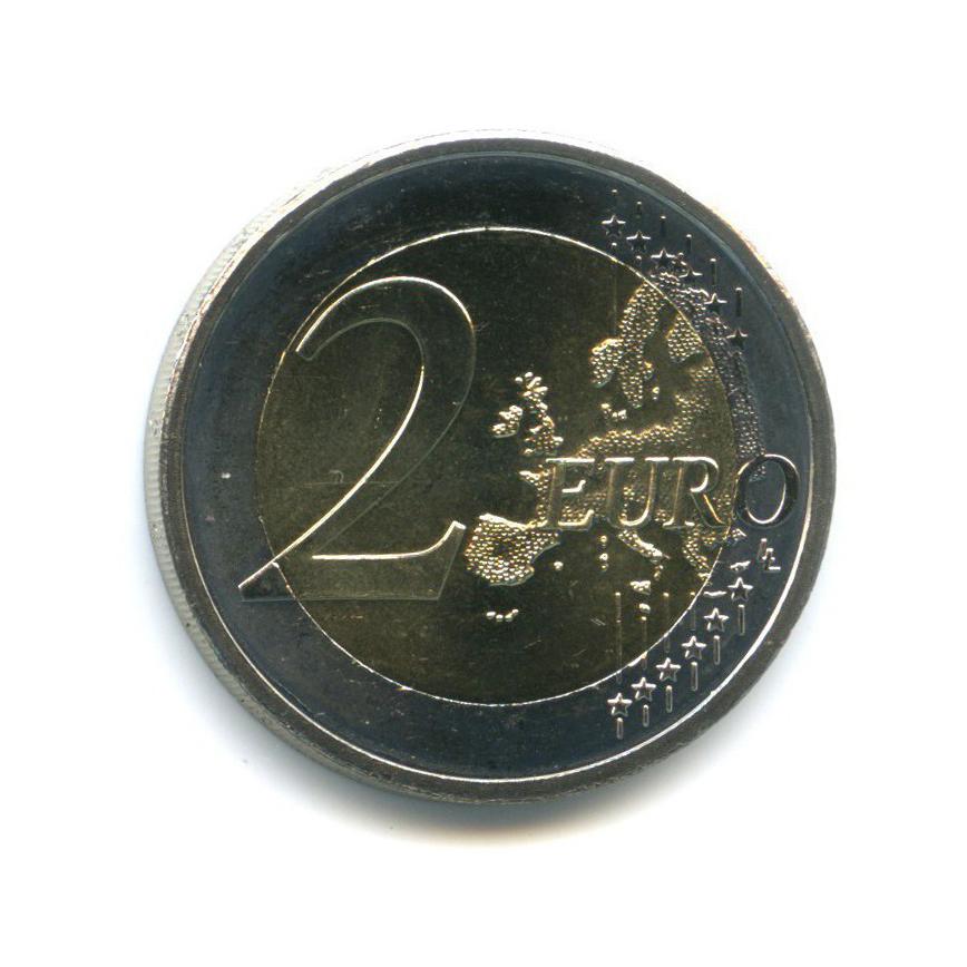 2 евро — 10-летие монетарной политики ЕС (EMU) ивведения евро 2009 года (Кипр)