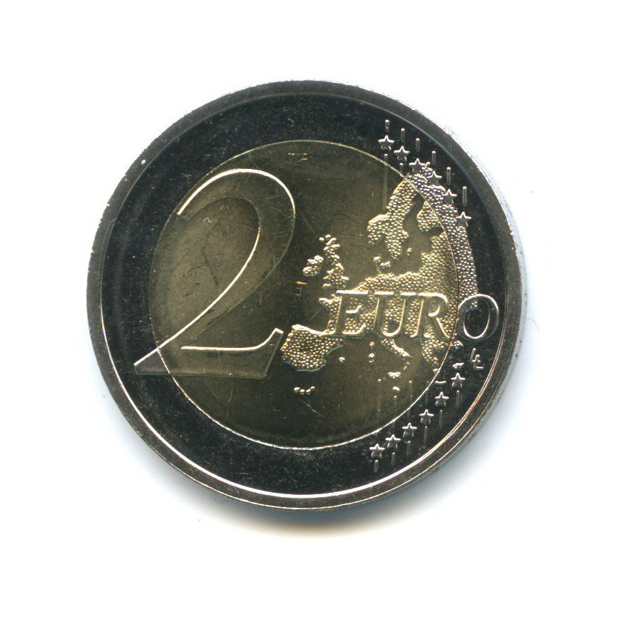2 евро - Литовский язык 2015 года (Литва)