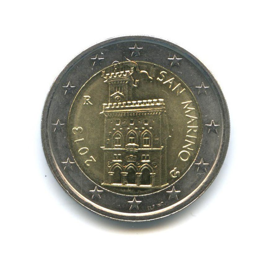 2 евро 2013 года (Сан-Марино)