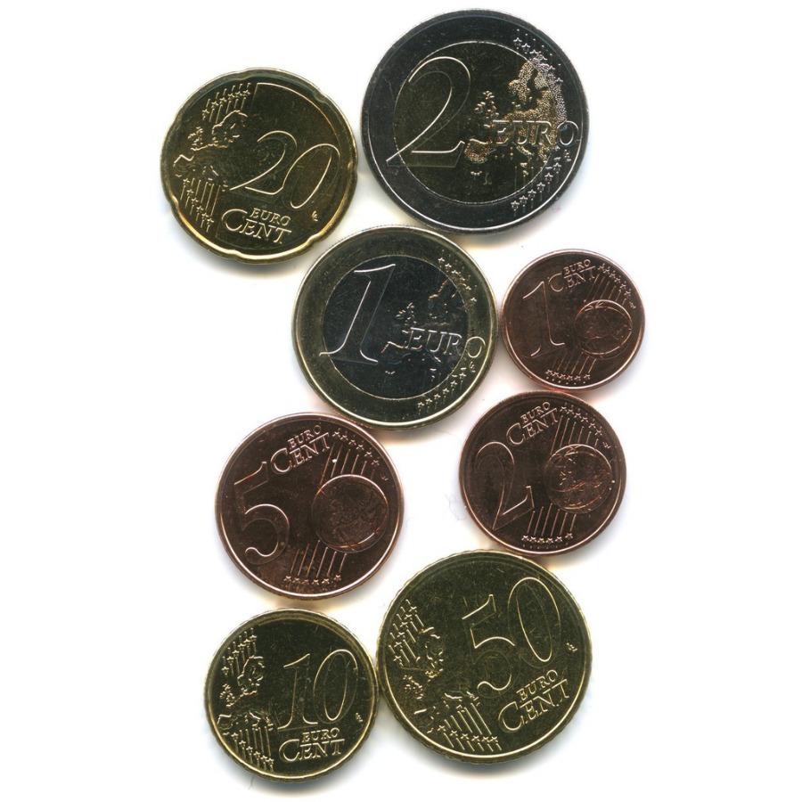 Набор монет 2014 года (Кипр)