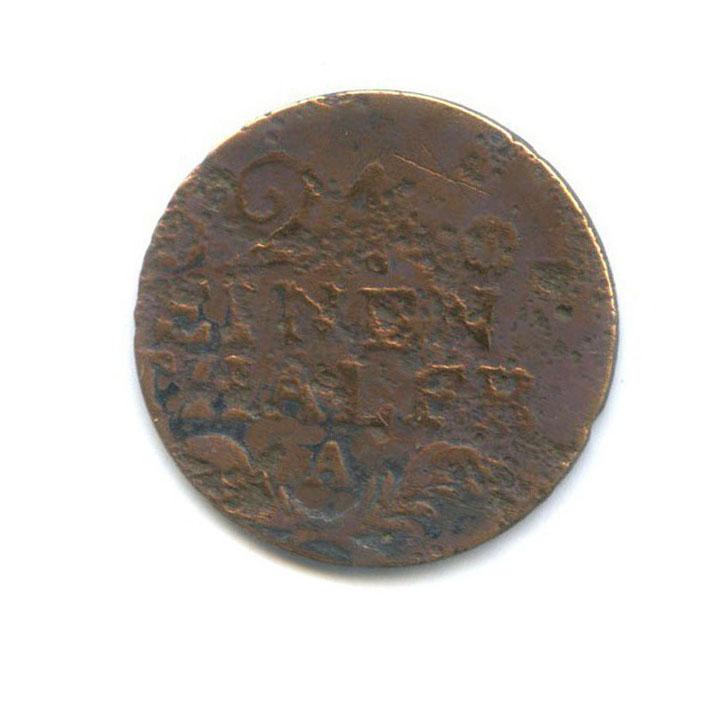 1/24 талера (билон, Пруссия) 1783 года