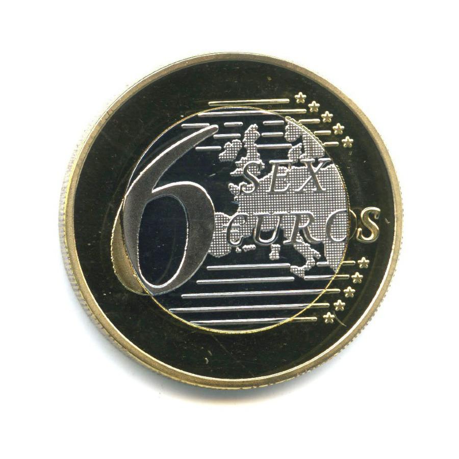 Жетон «Sex Euros - Поза 22»