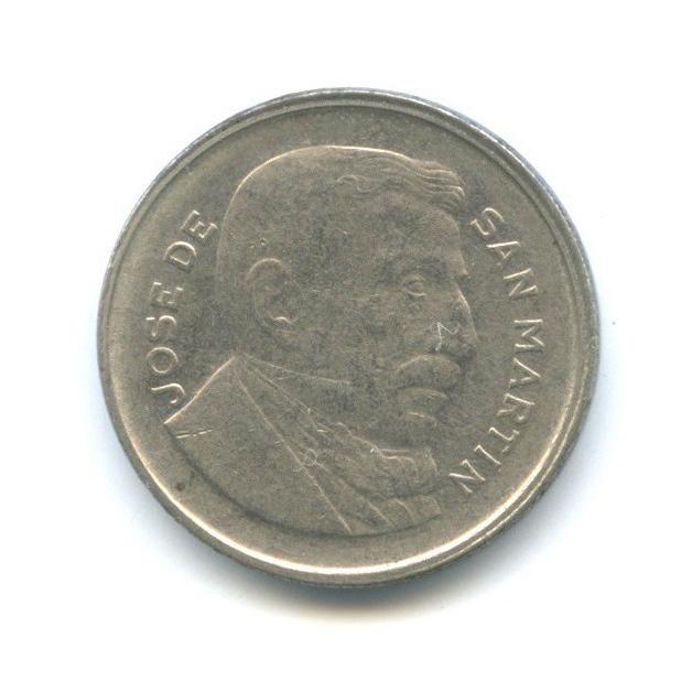 10 сентаво 1954 года (Аргентина)