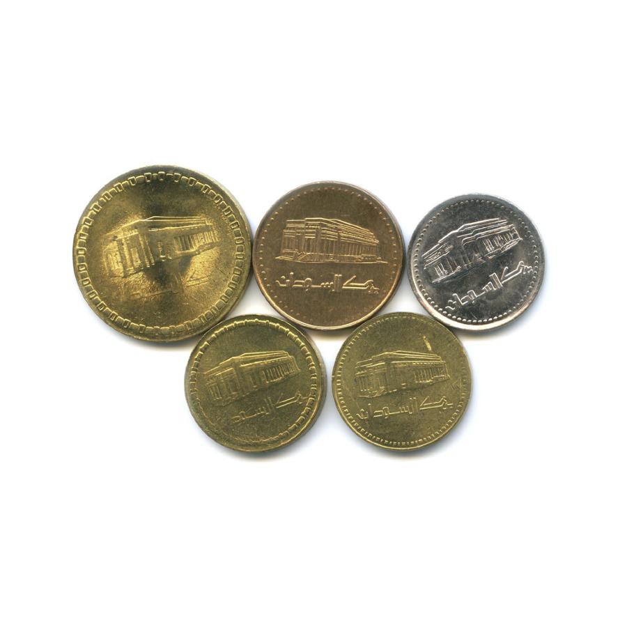 Набор монет - Республика Судан
