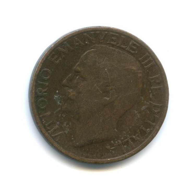 10 чентезимо 1929 года (Италия)