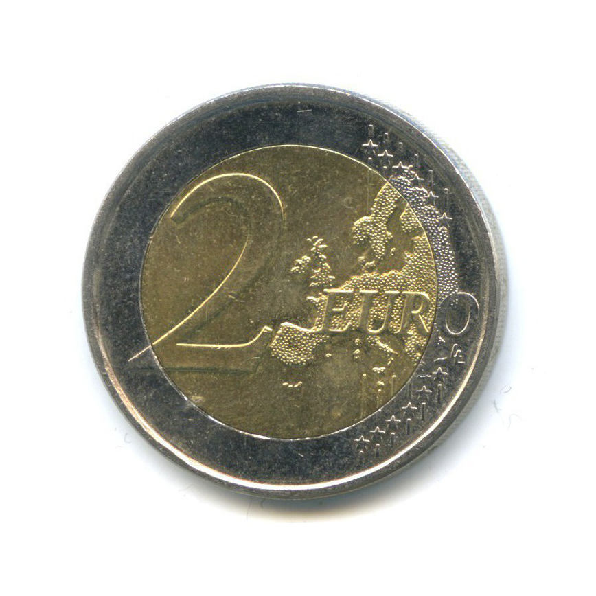 2 евро - 100 лет со дня рождения Туве Янссон 2014 года (Финляндия)