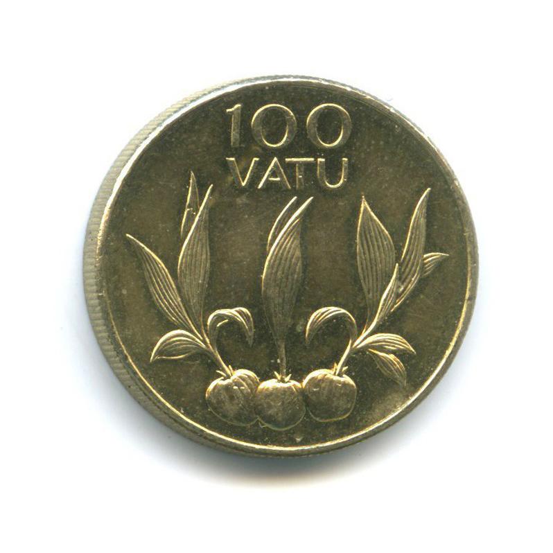 100 вату, Республика Вануату 2002 года