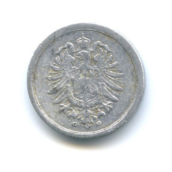 1 пфенниг 1917 года G (Германия)