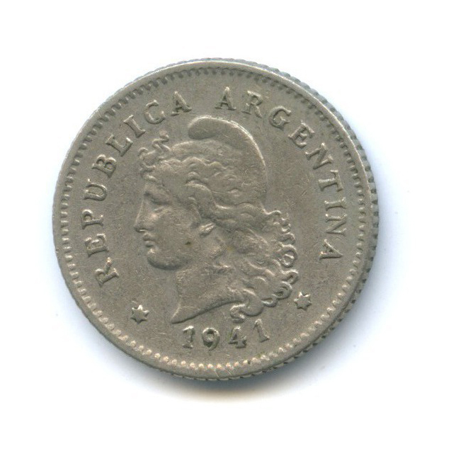 10 сентаво 1941 года (Аргентина)
