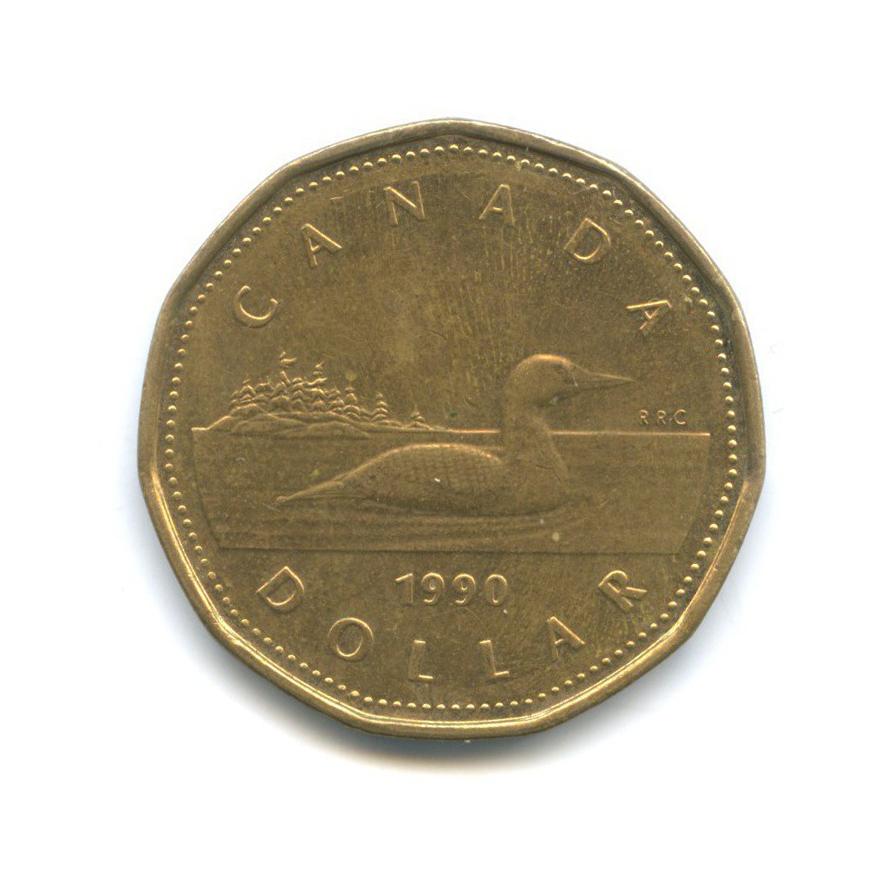 1 доллар 1990 года (Канада)