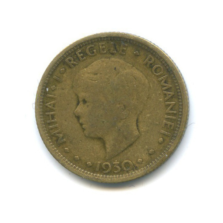 5 лей 1930 года (Румыния)