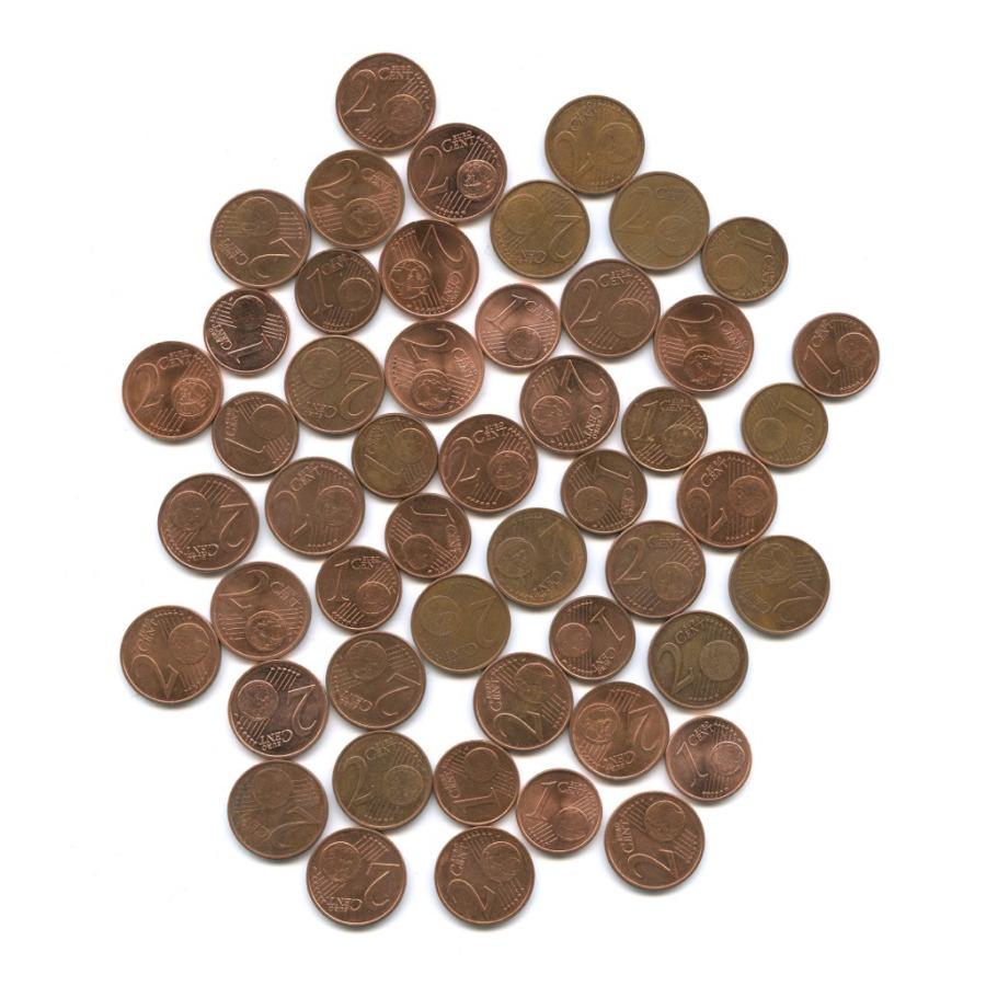 Набор монет (50 шт.) (Эстония)