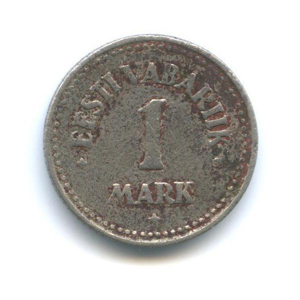 1 марка 1922 года (Эстония)