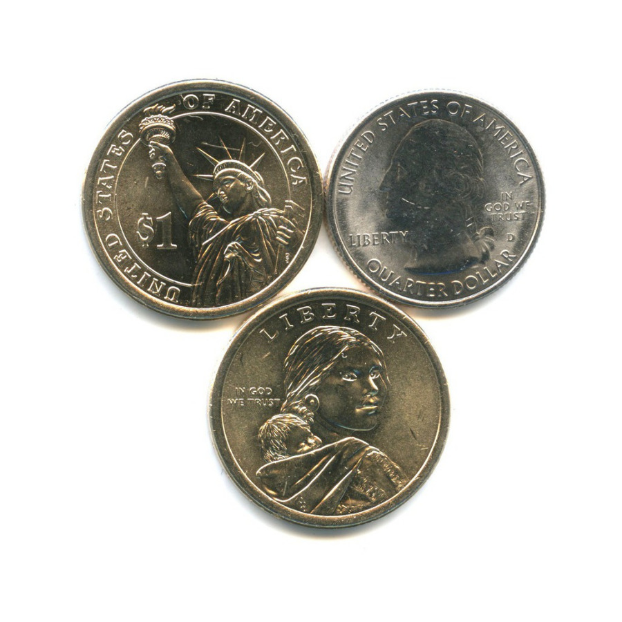 Набор юбилейных монет 2016 года (США)