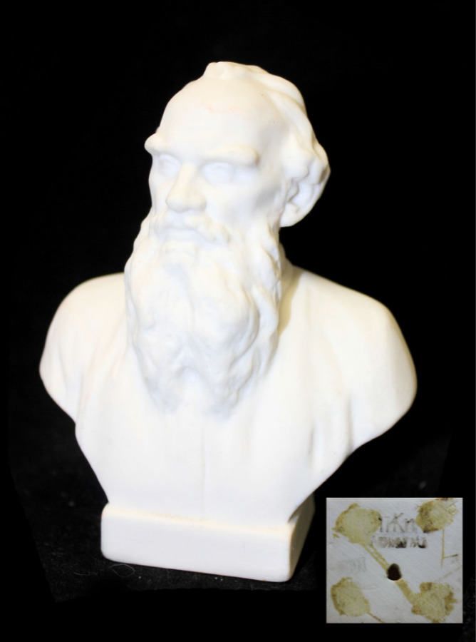 Бюст «Л.Н. Толстой» (11 см)