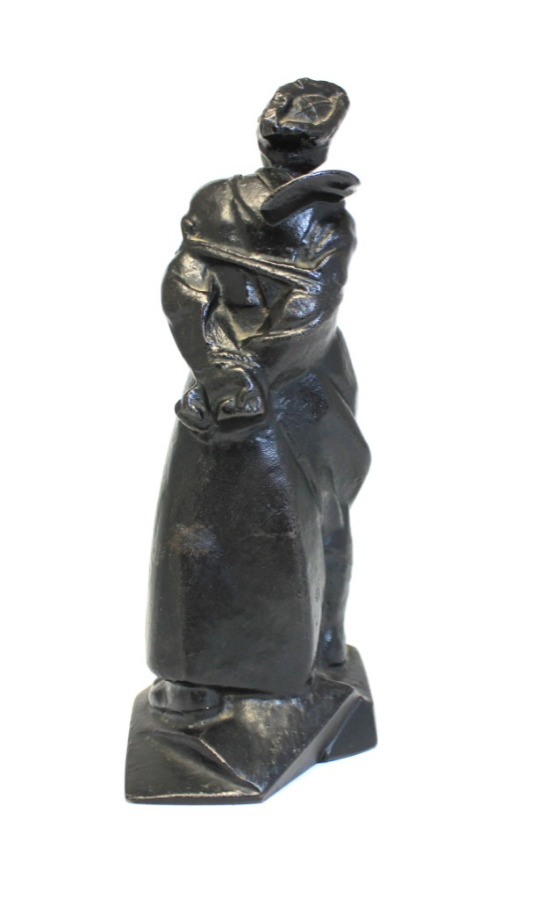 Статуэтка «Орленок» (19 см), чугун