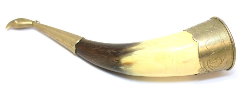 Рог натуральный (23,5 см)