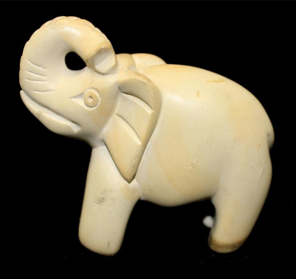 Фигурка «Слон» (натуральный камень, 7,5 см)