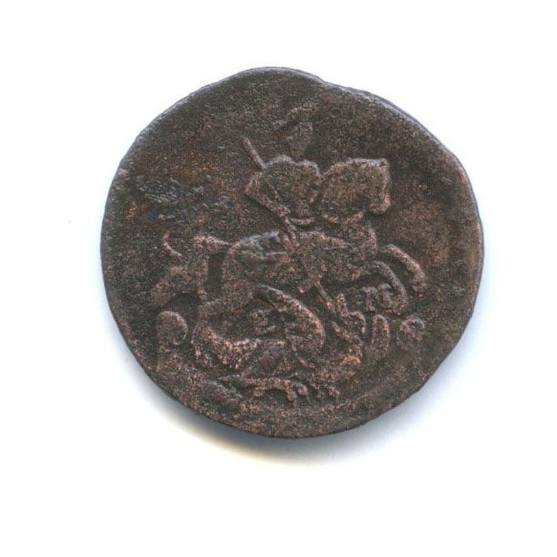 Денга (1/2 копейки) 1771 года ЕМ (Российская Империя)