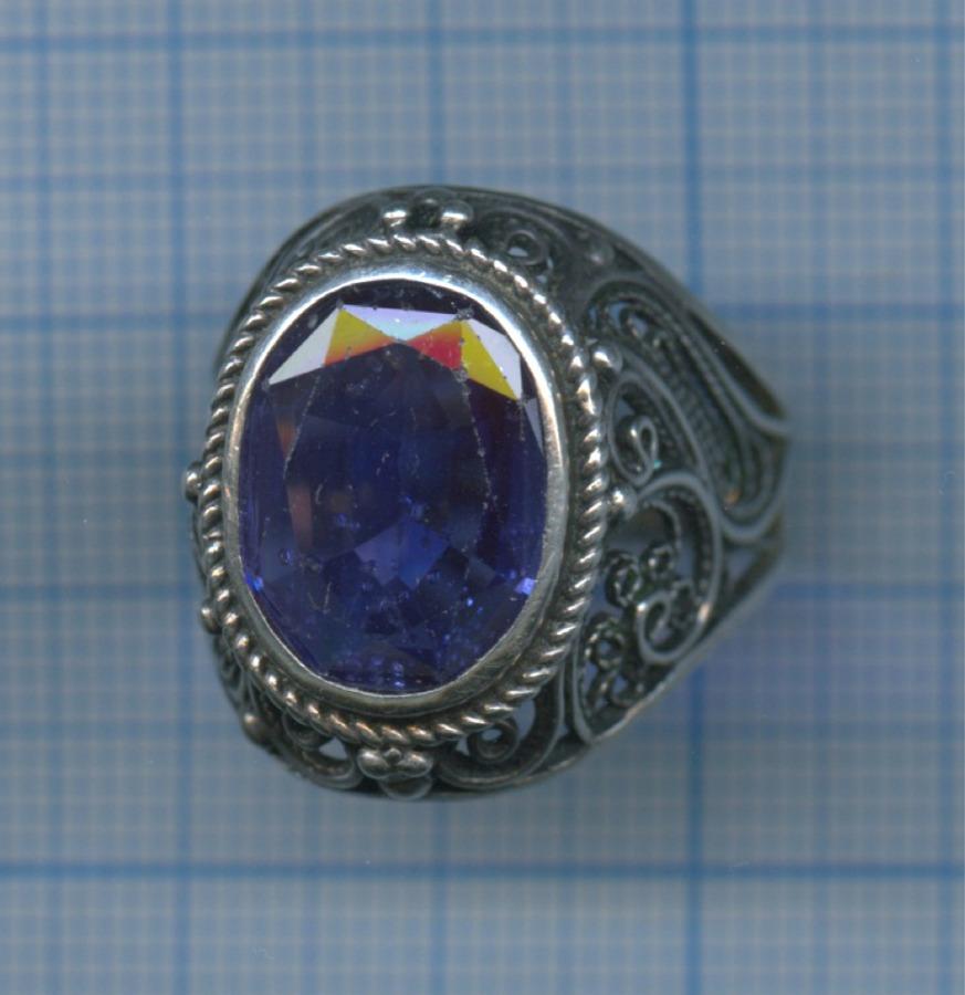Кольцо-перстень (скамнем, скань)