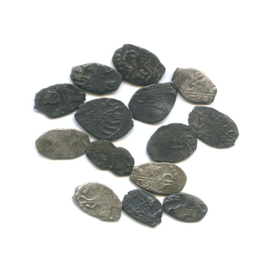 Набор монет «чешуя»