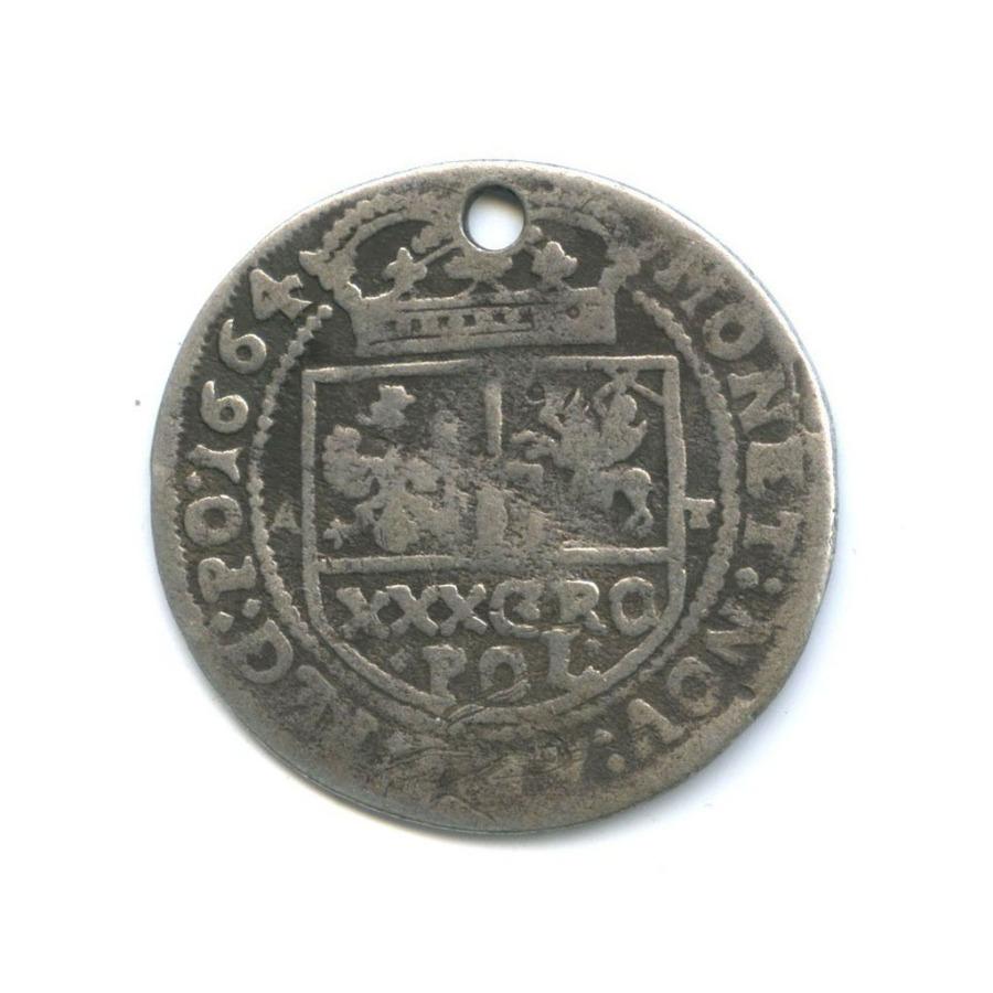 1 тымф, Речь Посполитая 1664 года